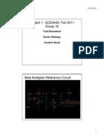 Sample3 Project1 ECE4430 F11
