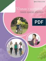 Womens Health Range Brochure English