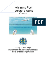 Pool Operator Handbook