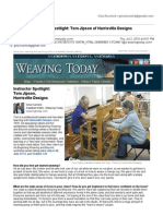 Sponsored Newsletter - Harrisville Designs