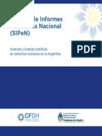 Sistema de Informes Periódicos Nacional - SIPeN