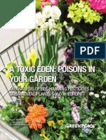 A Toxic Eden
