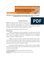 Artigo otimização estrutural