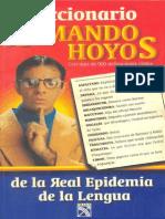 Diccionario - Armando Hoyos
