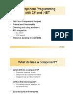 04 NET Components