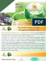 Expomundial Briefing Comercial Patrocinio Stand Congreso Rueda Negocios 9 Julio 2015