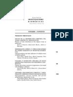 Investigacione en Bioemedicas