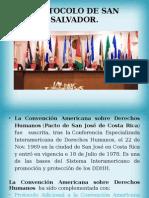 Protocolo de San Salvador_Seminario Sobre DDHH