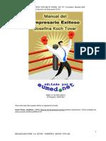 Manual Del Empresario Exitoso