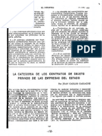 YCF c.frabia S.a Con Comentario de Cassagne