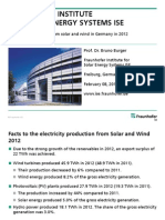 Solar Wind. 2012 13a e