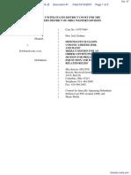 Doe v. SexSearch.com et al - Document No. 47