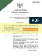 Perda 3 Tahun 2014 - RPJMD 2014 - 2019