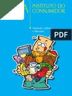 Guia Do Consumidor de Nutrientes Aditivos Alimentos