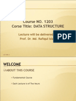 Chapter 1 Intro  Data Structure by rafiqul islam