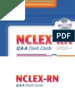 NCLEX-RN Q&A Flash Cards by Ray a. Hargrove-Huttel, Kathryn Cadenhead Colgro