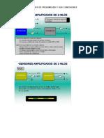 Conexiones Serie y Paralelo de Sensores