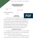 Bell v. Randolph Ventures LLC Complaint