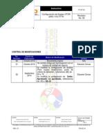 IT-UT-01 Configuración de Equipo OTDR (AXS-110) FTTH