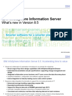 IBM DataStage v85_What is New_12Oct2010