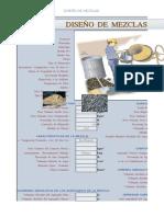 Concreto - Diseño de Mezclas Fgs (Falta Corregir)