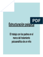 Estructuraci n Ps Quica2