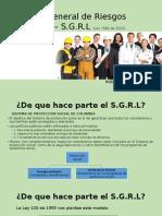 Introducción Al Sistema General de Riesgos Profesionales en Colombia