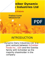 Dynamix Dairy Industries Limited