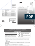 49481814 manual controle TV smart tv
