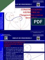 Unidad didáctica N° 02 02 Tangencias y curvas invertidas