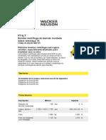 Eq Compactacion WackerNeuson PT6LT