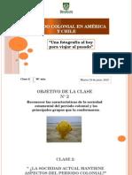 Periodo Colonial en América y Chile_clase_2