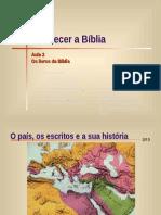 Biblia 02 Os Livros