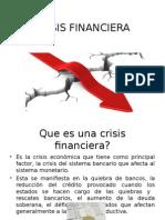 Crisis Financiera Final