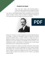 F. Von Hayek