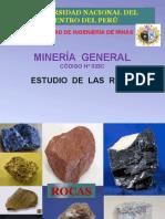 Estudio Rocas