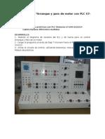Practicas III y IV PLC