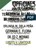 Pta Officers San Antonio 2015