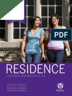 Western Residence Handbook