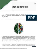 Las 4 Funciones Ejecutivas Dañadas en El TDAH _ TEJEDOR de HISTORIAS