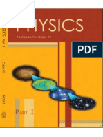 NCERT Class 12 Physics Part 1
