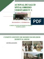 Diagnostico Grs Caja Nacional de Salud