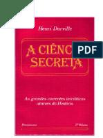 Henri Durville - A CIÊNCIA SECRETA  II (pdf)(rev)