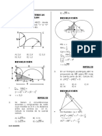Geometria Rm en Triangulo Rectangulo