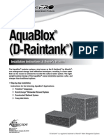 AquaBlox Instructions