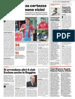 La Gazzetta dello Sport 15-07-2015 - Calcio Lega Pro