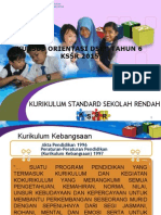 2. Taklimat Umum DSKP KSSR Tahun 6, 2015