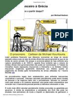 Michael Hudson - O Ataque Financeiro Aa Grécia