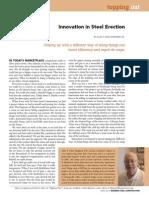 2010v04 Innovation in Erection