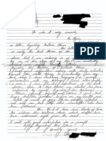 Historic Abuse Documents